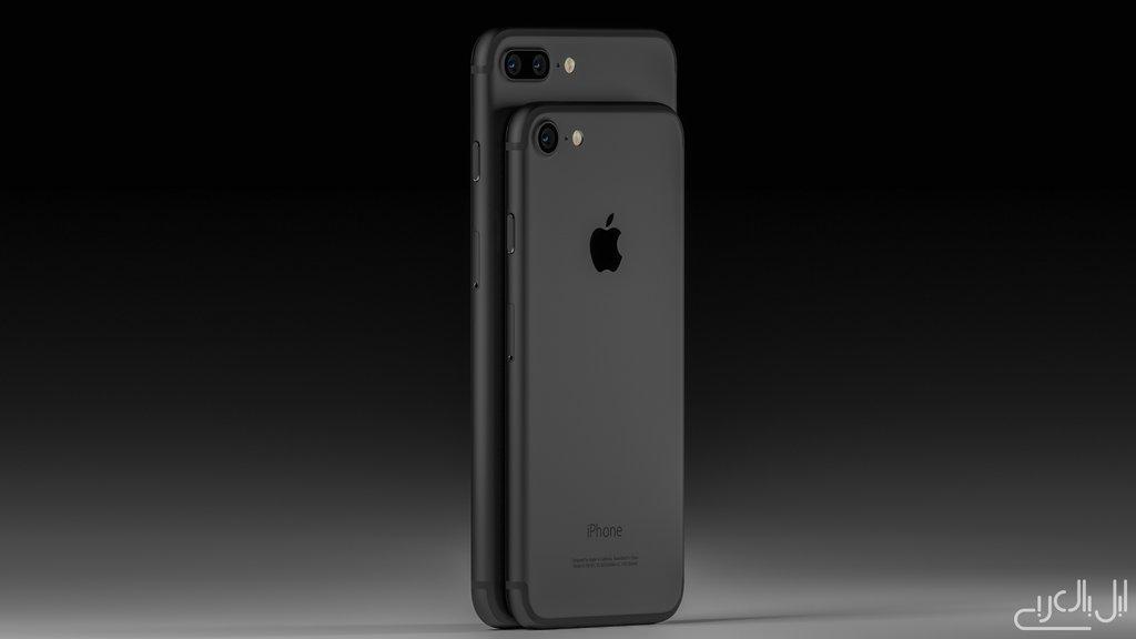 iphone 7 negru lucios sau mat 2
