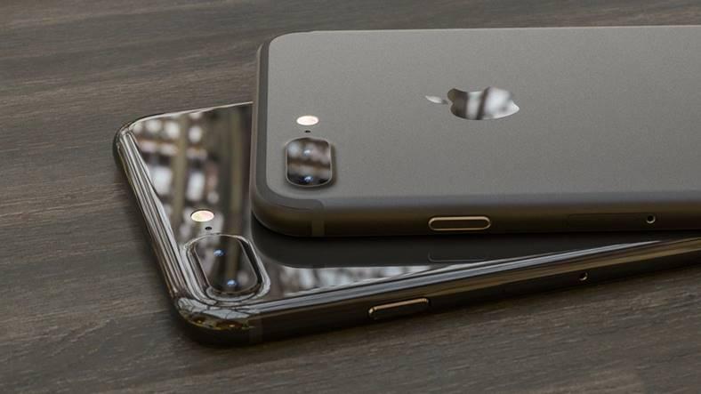 iphone 7 negru lucios sau mat feat