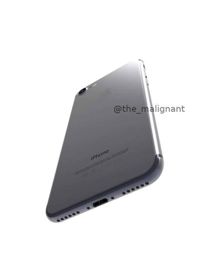 iphone 7 negru mat