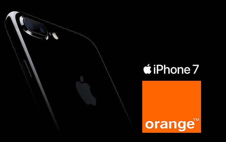 iphone 7 orange livrare