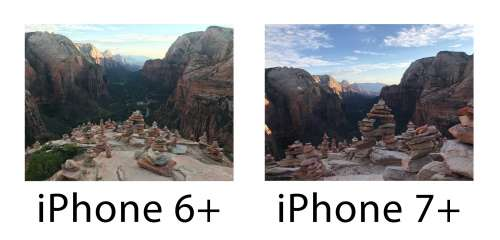 iphone 7 parc national zion 1