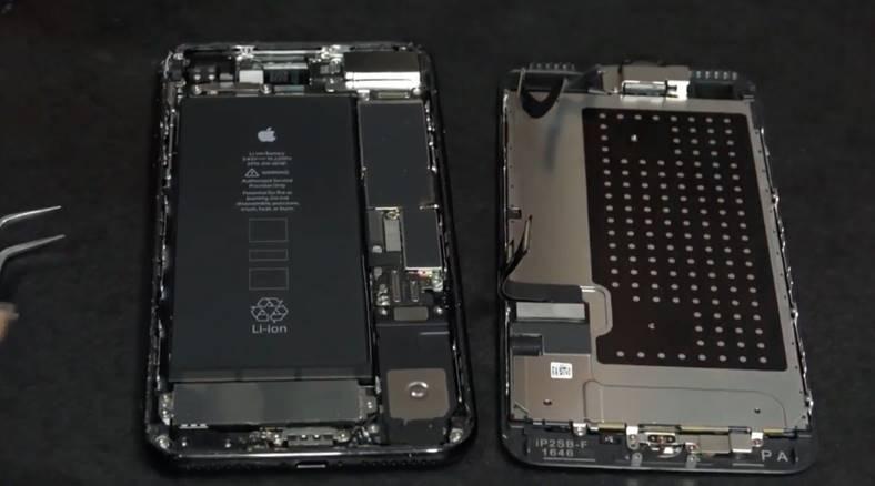 iphone 7 plus dezasamblat