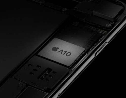 iphone 7 plus performante procesor