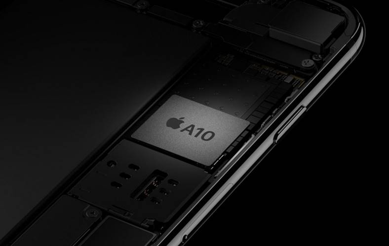 iphone 7 plus performante procesor