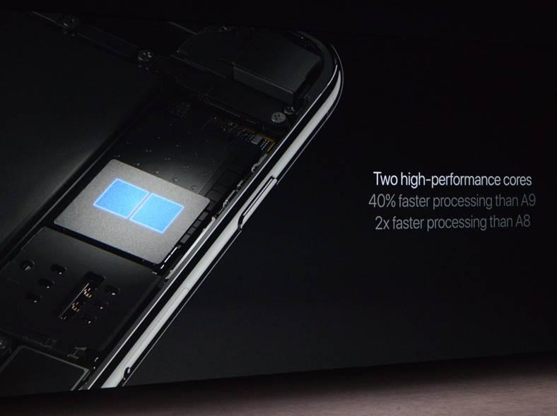 iphone 7 plus ram performante