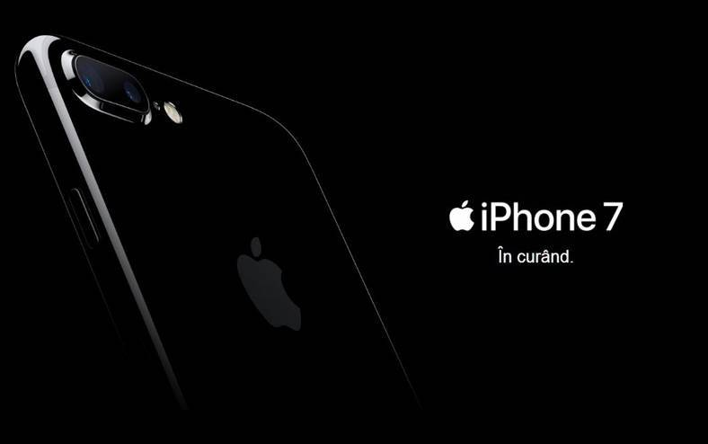 iphone 7 precomanda romania