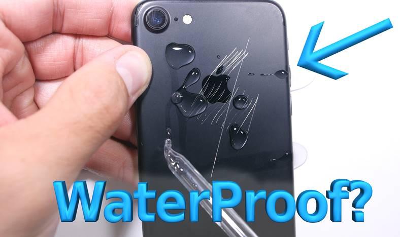 iphone 7 rezistent apa explicatie