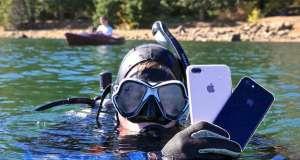 iphone 7 scufundare