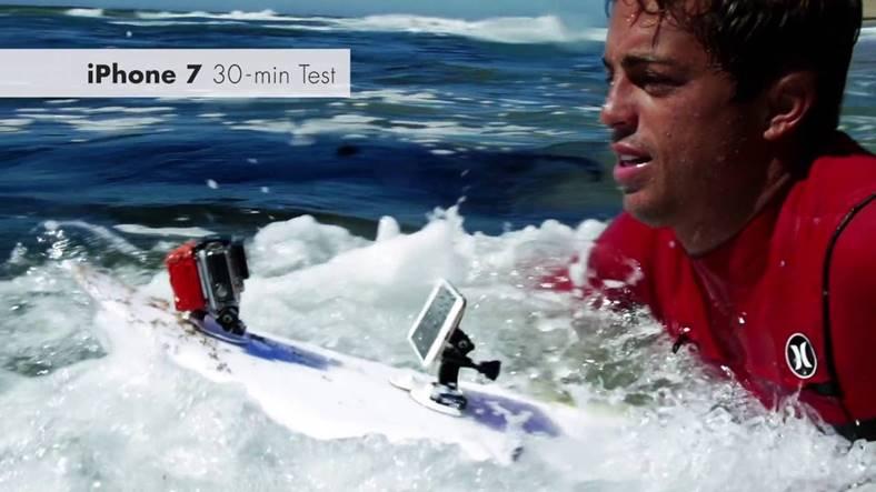 iphone 7 surfing