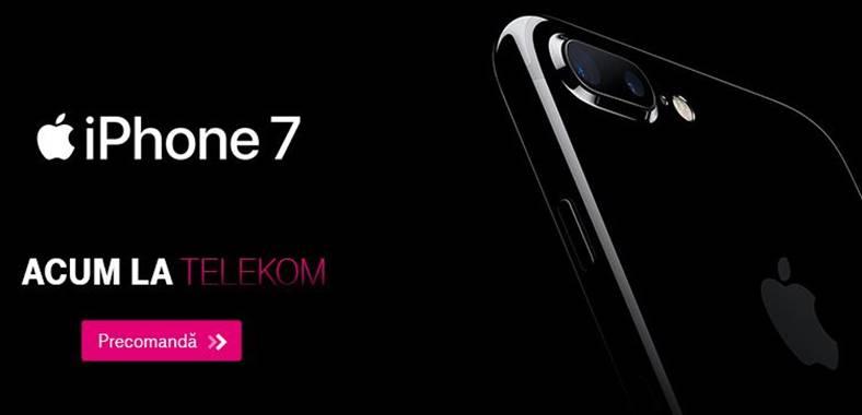 iphone 7 telekom precomanda pret