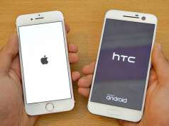 iphone 7 vs htc 10 performante