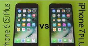 iphone 7 vs iphone 6s rapid
