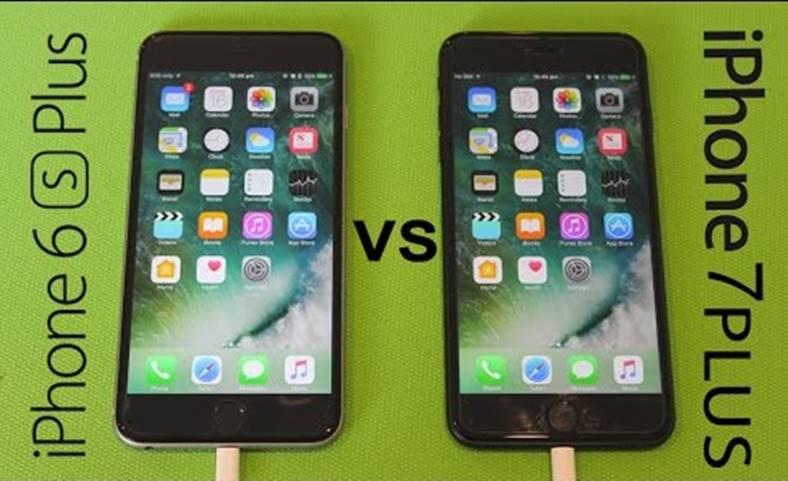 iphone 7 vs iphone 6s rapid