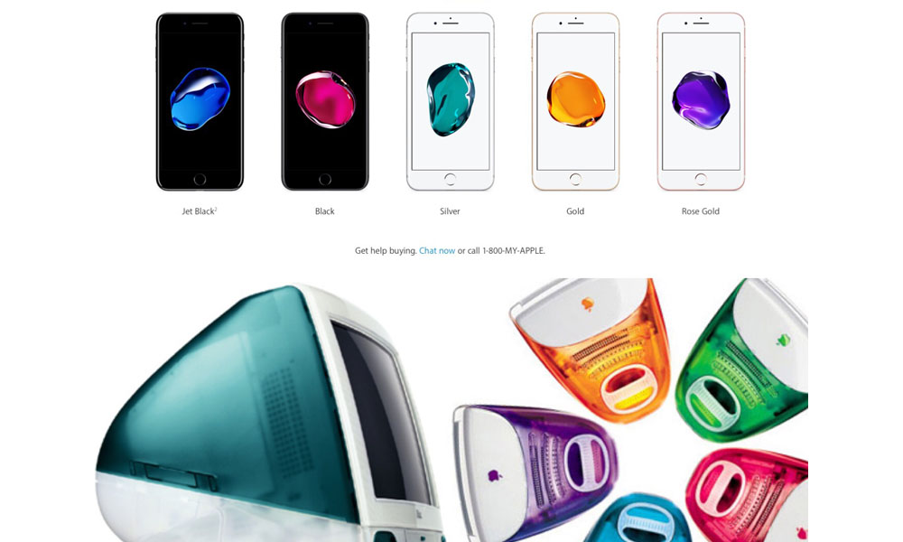 iphone 7 wallpaper imac g3