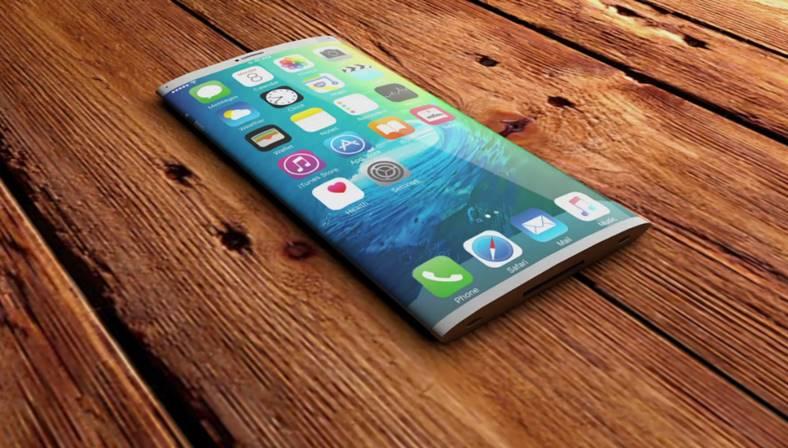 iphone sticla curbata