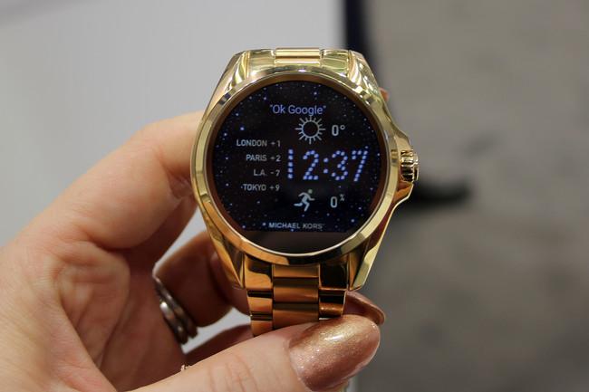Michael Kors Intra Pe Piata Smartwatch Urilor Idevice Ro