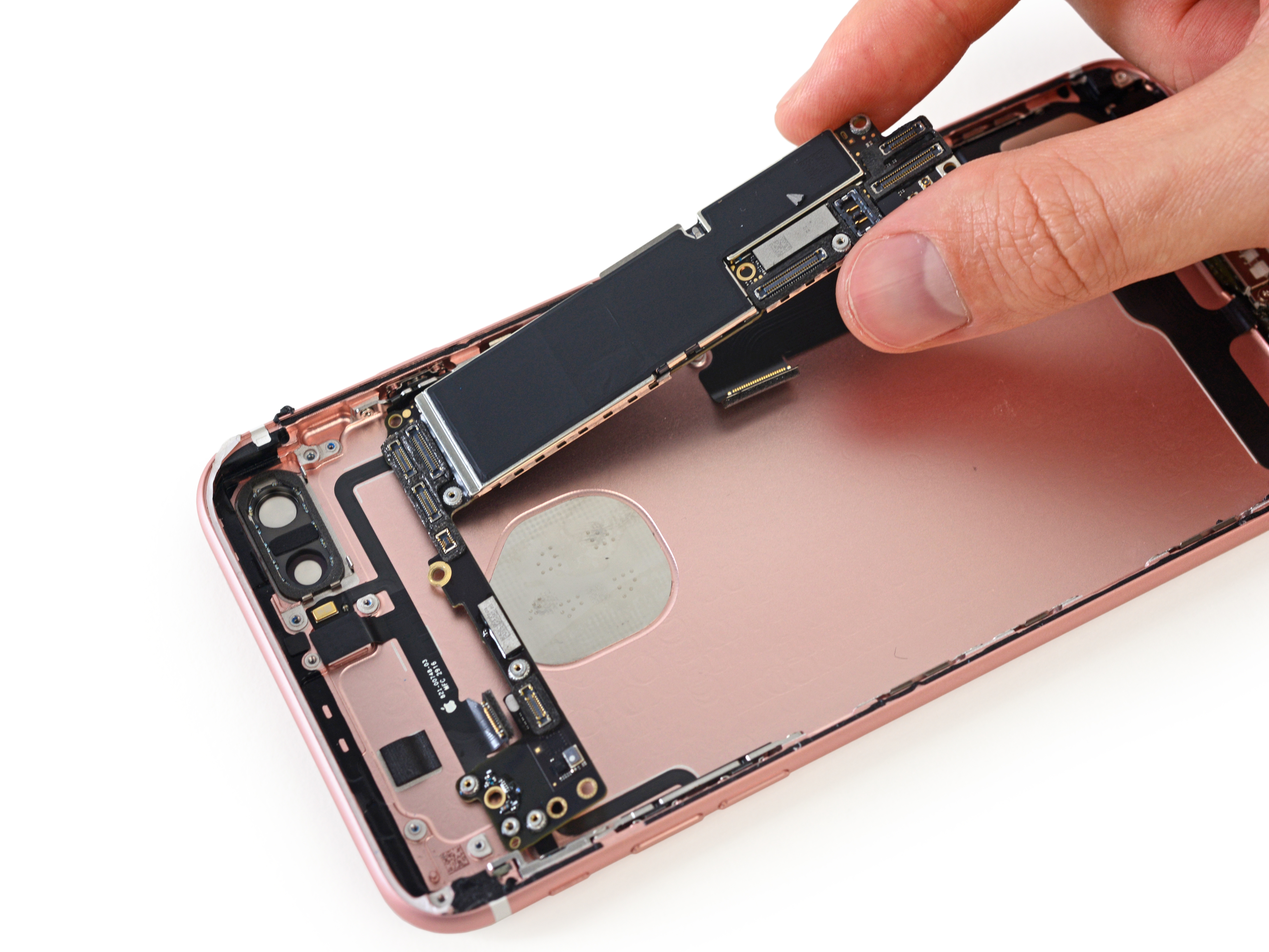 placa logica iphone 7 plus