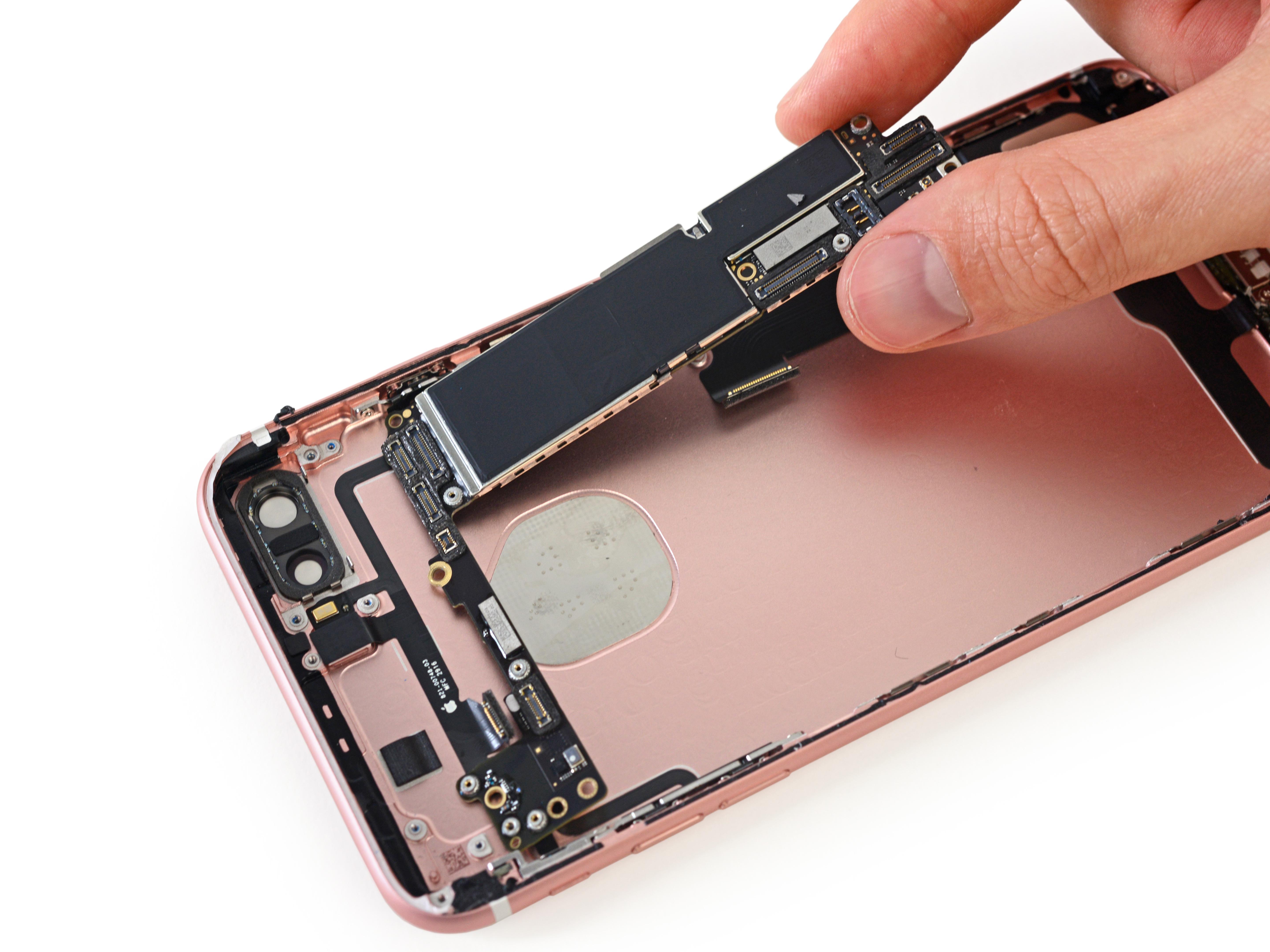 placa logica iphone 7 plus