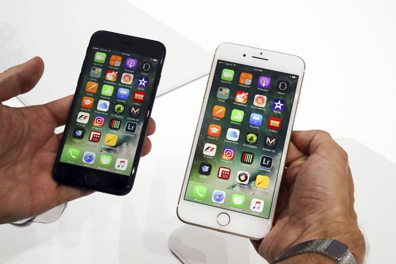 probleme iphone 7