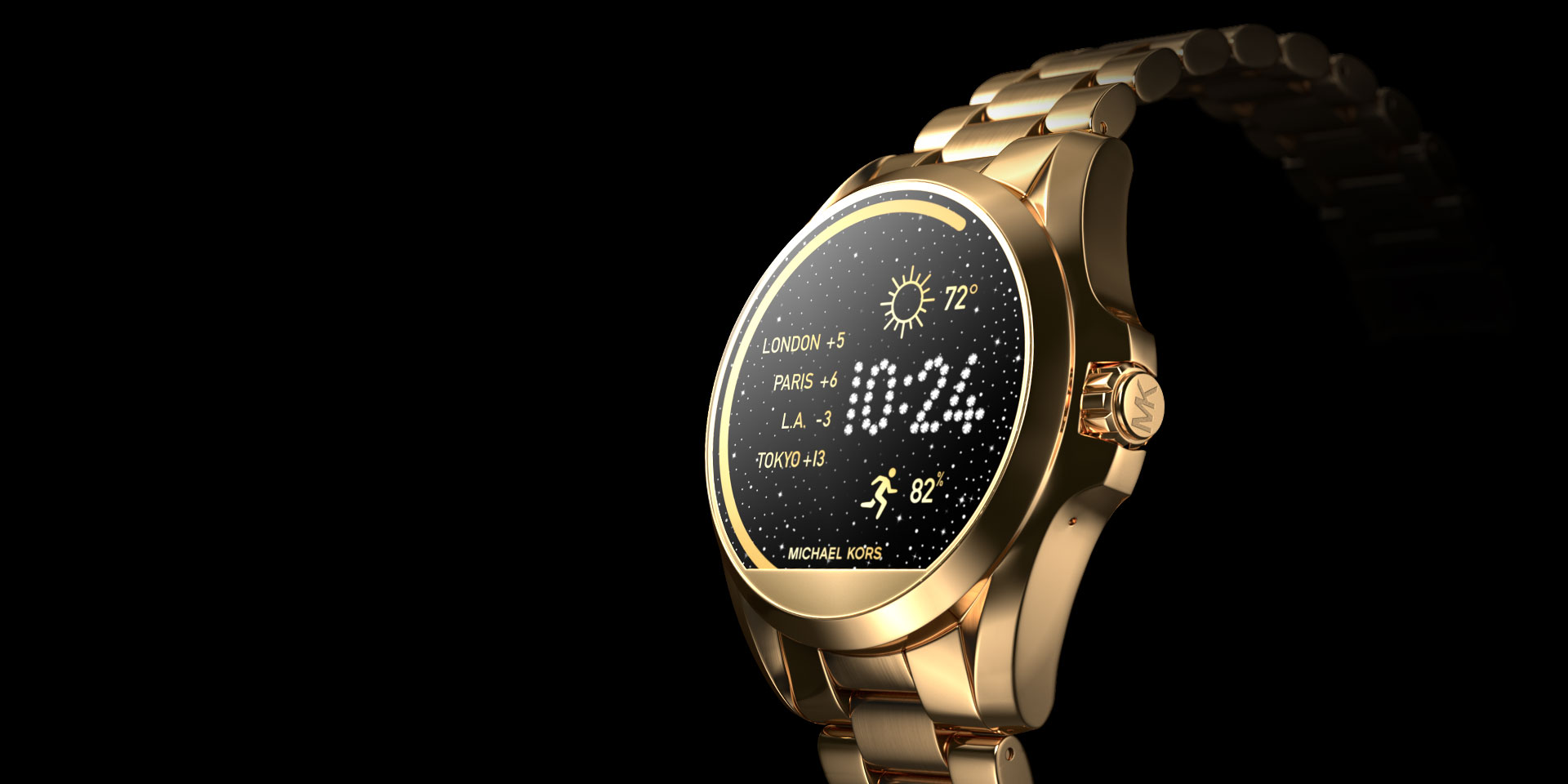smartwatch access michael kors
