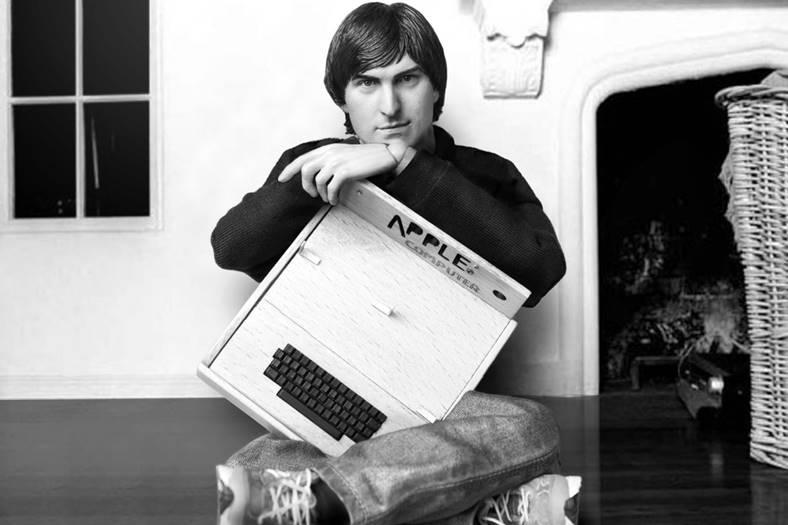 steve jobs certificat actionar apple