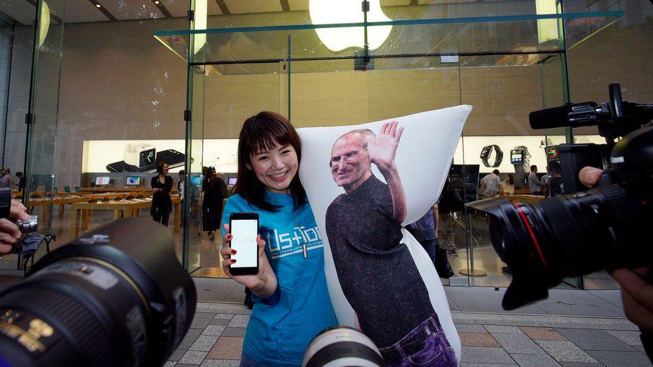 steve jobs lansare iphone 7 4