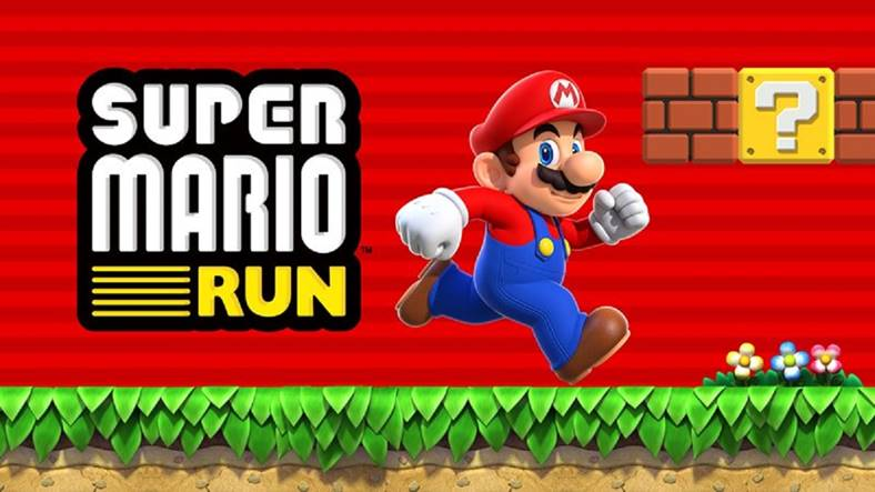 super mario run ios 10