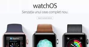 watchos 3 lansat