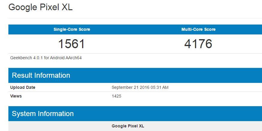 google-pixel-performante
