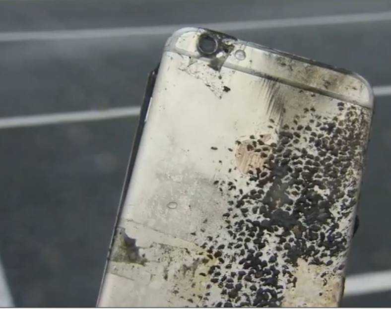iphone 6 plus explozie elev liceu