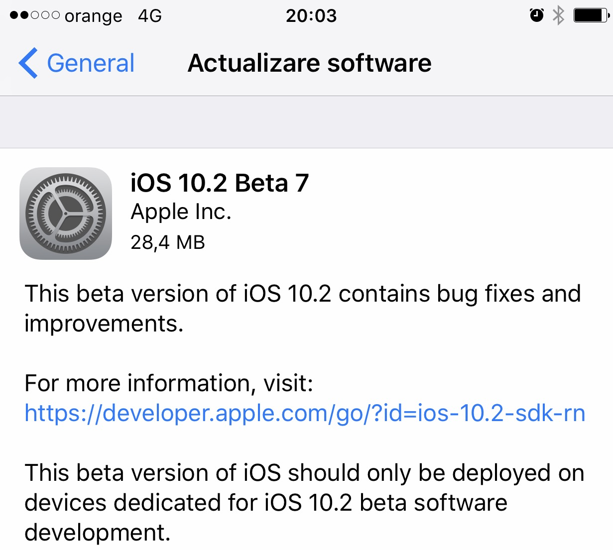 iOS 10.2 beta 7