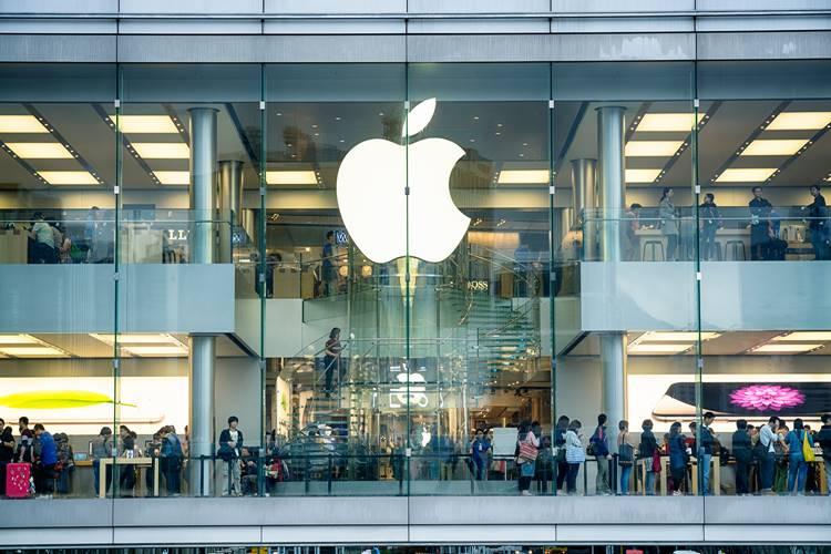 magazin Apple hong kong