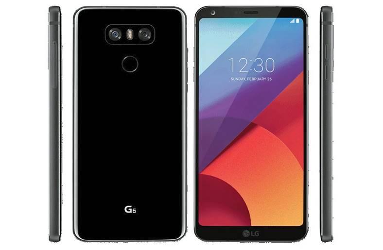 LG G6 imagine