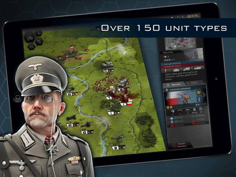 Panzer Tactics HD jocuri ipad