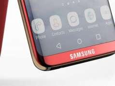 Samsung Galaxy s8 functional video