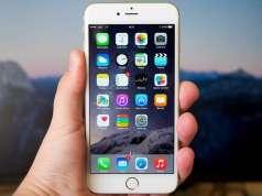 afisare aplicatii ecran iphone