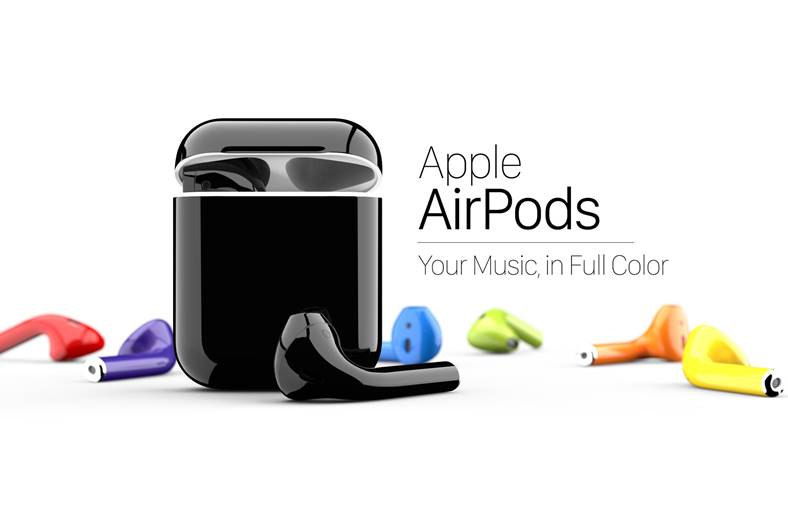 airpods vopsire