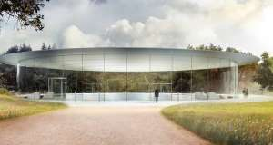 apple-park tim cook