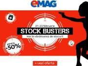 emag stock busters reduceri februarie