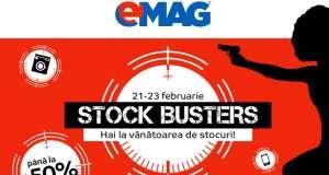 emag stock busters reduceri februarie