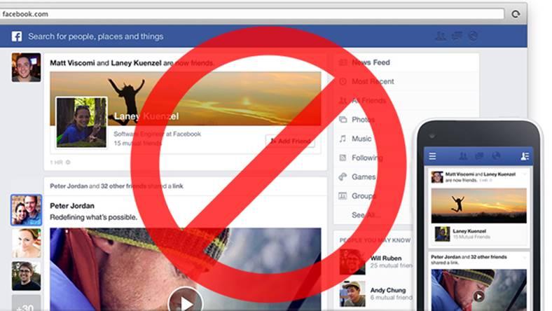 facebook blocare redare automata video