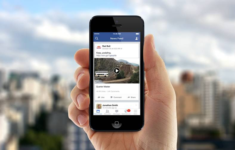 facebook reclame clipuri video