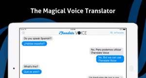 iTranslate Voice oferta iphone