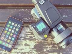 iphone 7 plus dslr Hasselblad h6d