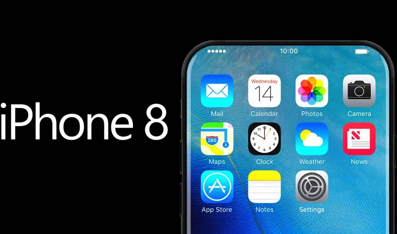 iphone 8 cititor amprenta ecran
