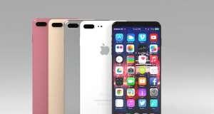 iphone 8 concept buton home