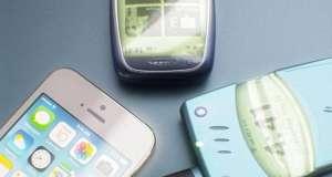 nokia 3310 concept iphone feat