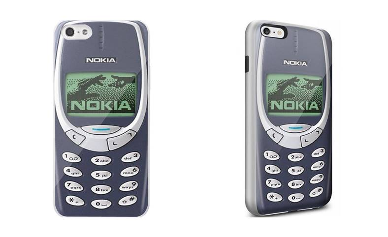 nokia 3310 iphone 6 6s