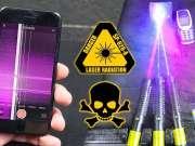 nokia 3310 laser iphone 7
