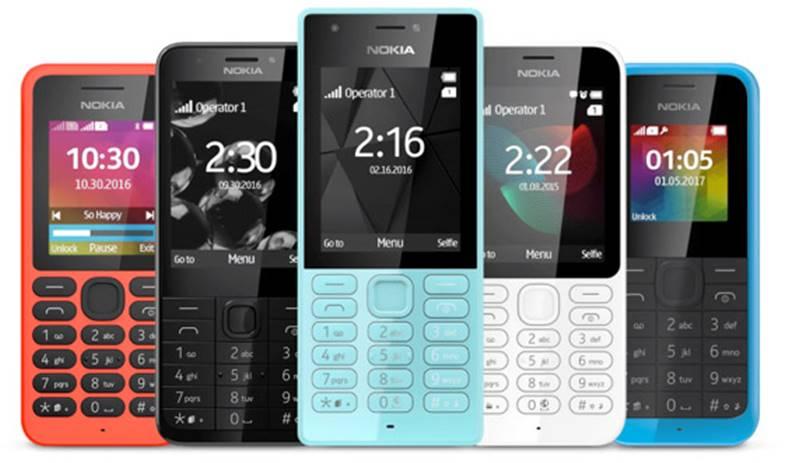 nokia telefoane vanzari 2016